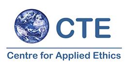 Centre for Applied Ethics, Linköping University (LIU) logo